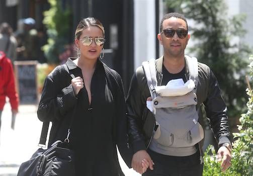 John Legend & Chrissy Teigen In Marriage Counseling?