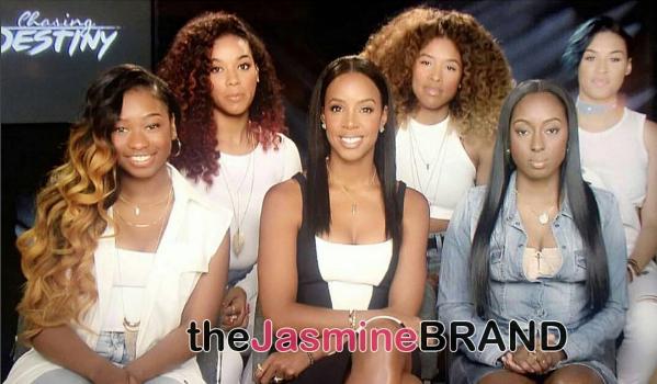 Kelly Rowland's 'Chasing Destiny' Cover Drake's Hotline Bling [New Music]