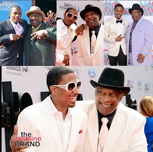 Nick Cannon's Grandfather Dies [Condolences]