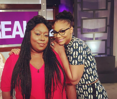 Loni Love Devastated About Tamar Braxton Being Fired, Posts Personal Video [WATCH]