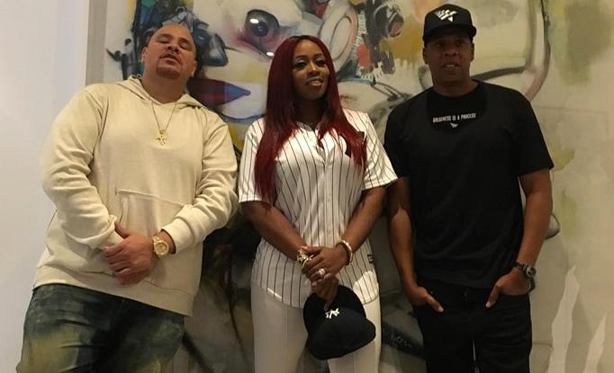 Fat Joe, Remy Ma, Jay Z