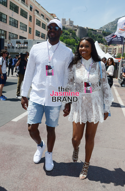 Gabrielle Union Was In Love With Another Man When She Met Dwyane Wade [VIDEO]