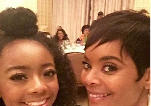 'I Don't Play Those Games' Skai Jackson's Mom Reacts to Azealia Banks Arguing With Her 14-Year-Old Daughter