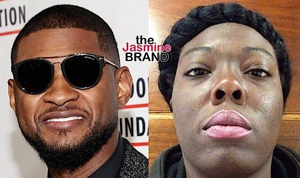 (EXCLUSIVE) Usher's Stalker Returns, Singer Pleads With Court To Stop Woman