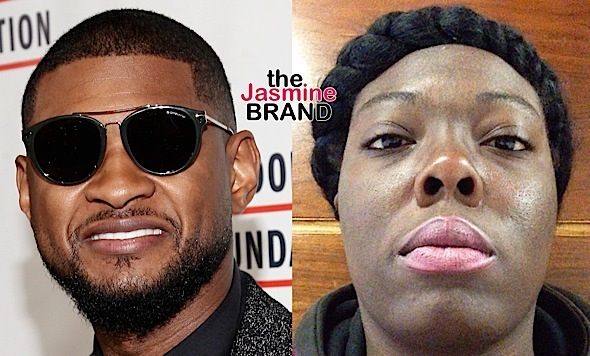 EXCLUSIVE: Usher Stalker Threatens To Sue Singer For $80 Million!