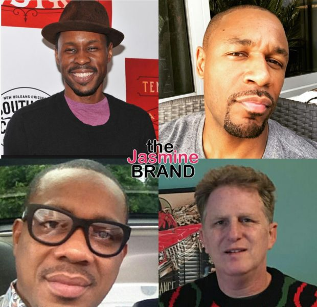Wood Harris, Duane Martin, Tank, Michael Rapaport Join 'New Edition: The Movie'
