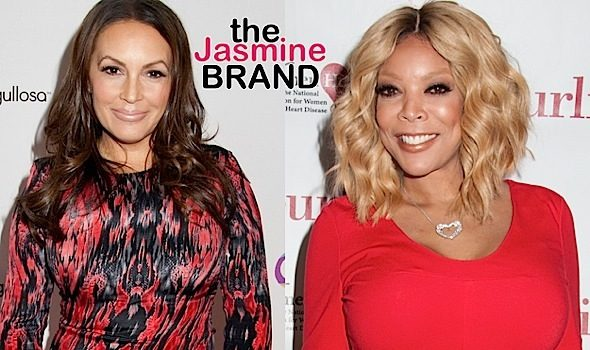Wendy Williams Allegedly Pissed At Angie Martinez New Talk Show Pilot