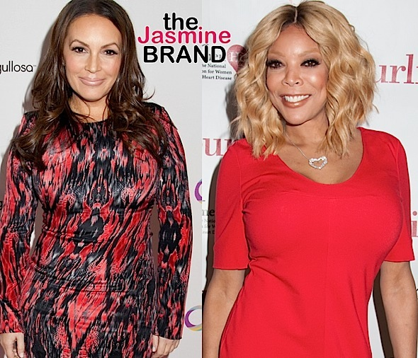 Angie Martinez Recalls Fist-Fight With Wendy Williams: I lost my F–king mind!