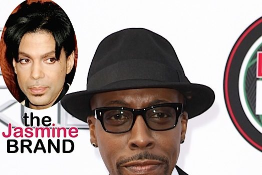 Arsenio Hall Denies Supplying Prince With Drugs