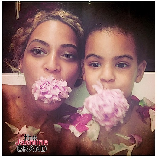 Beyonce, Blue Ivy, Jay Z & Mathew Knowles Spend Quality ...