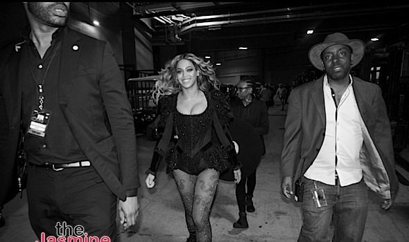 Beyonce's Houston Concert Protested by Cops