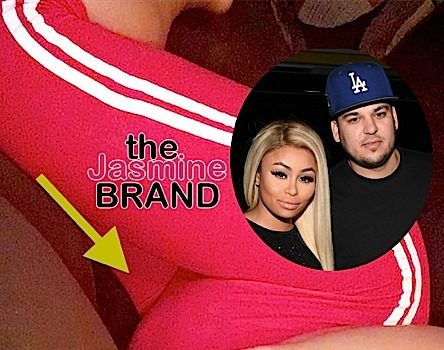 Blac Chyna Debuts Tiny Baby Bump, Skips Club Appearance [VIDEO]