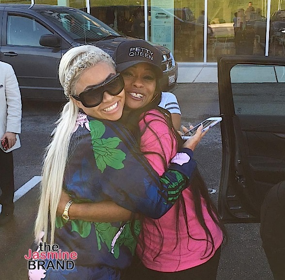 Blac Chyna's Mother Only Has $33 To Her Name, But Will Continue To Give Back [VIDEO]