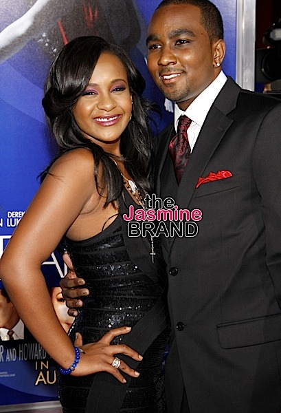 "Bobbi Kristina Brown & Nick Gordon ""Sparkle"" Los Angeles Premiere"