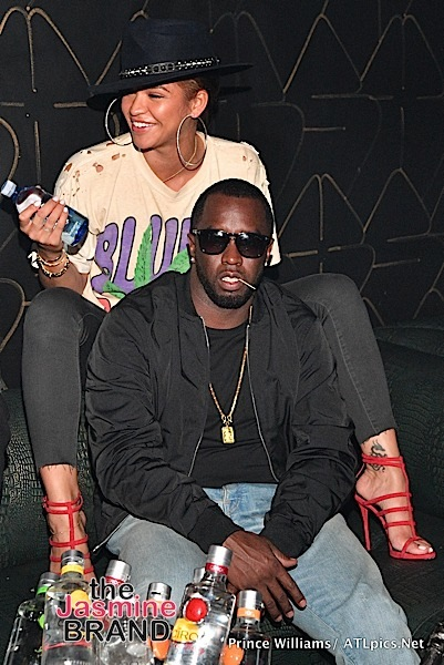 Cops Called After Cassie Allegedly Breaks-Up With Diddy (Rumor)