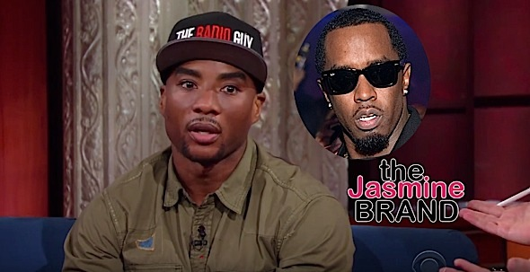 Charlamagne Explains Why He Asked Diddy If He Had Tupac Killed [VIDEO]
