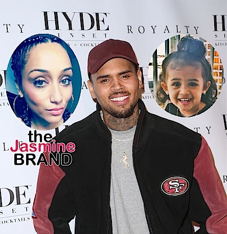 Chris Brown's Baby Mama Speaks Out: I never wanted to take our child away!