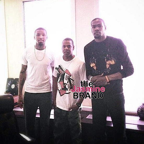 Cliff, Jay Z, Kevin