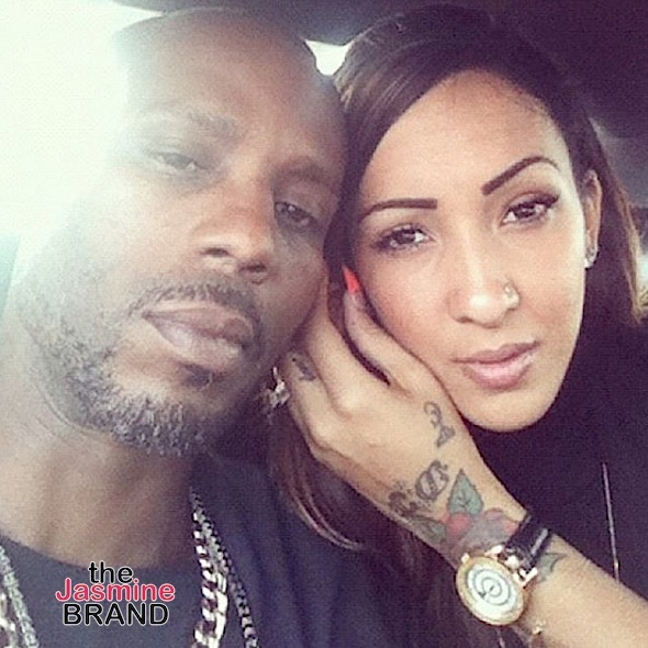 DMX's Girlfriend Yadira Borrego Allegedly Pregnant With Rapper's 13th Child [Ovary Hustlin]