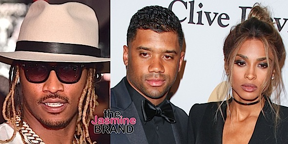 (EXCLUSIVE) Ciara Responds to Future, Says He's Tormented By Her New Love With Fiance Russell Wilson
