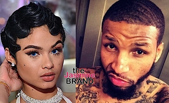 (EXCLUSIVE) India Love To Appear On 'Love & Hip Hop Hollywood' w/ Faux Boyfriend Cliff Dixon (Source)