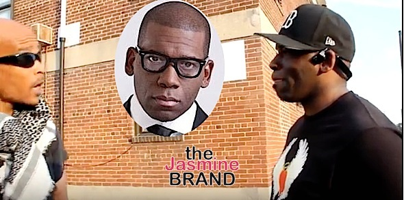 Mega Preacher Jamal Bryant Angrily Confronted By Baltimore Resident: Get the f**k out my neighborhood! [VIDEO]