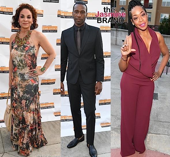 Tichina Arnold, Jasmine Guy, D.Woods, Roland Martin Attend Charity Gala [Photos]