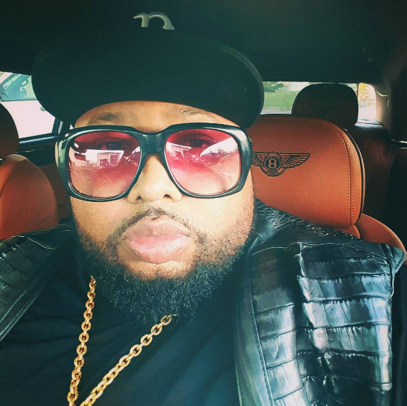 (EXCLUSIVE) Jazze Pha Neglects Bankruptcy, Owes $625k