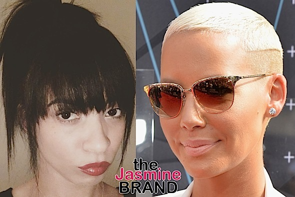 Karrine Steffans Wants To See Amber Rose 'Twerk Less & Speak More'