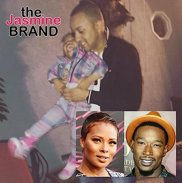 Kevin McCall To Eva Marcille's Boyfriend: I hope you're ready to meet me face to face!