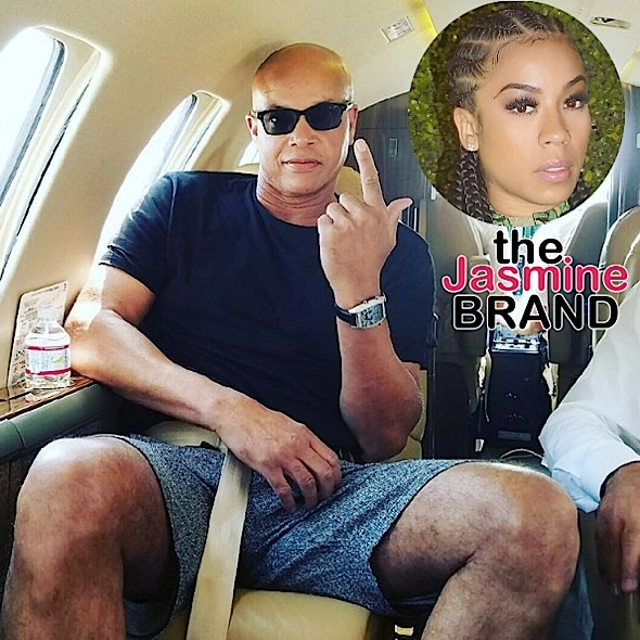 keyshia cole meets biological father-the jasmine brand