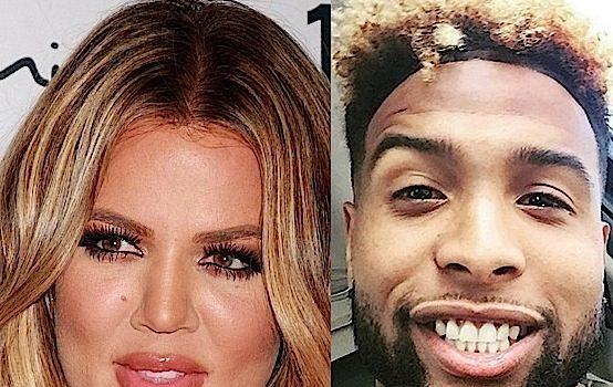Khloe Kardashian Denies Dating Odell Beckham, Jr.: Sorry to burst your bubble.