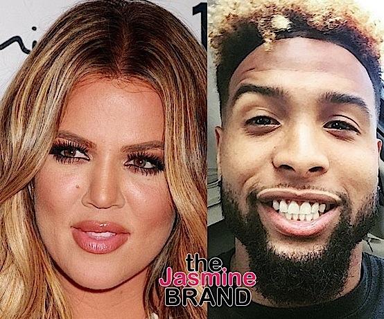 Khloe Kardashian, Odell Beckham Jr.
