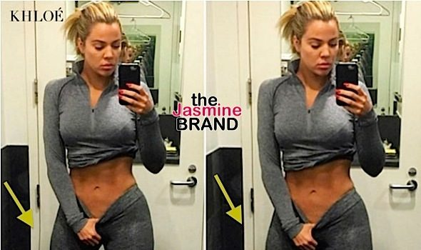 Khloe Kardashian Admits Photoshopping Pictures