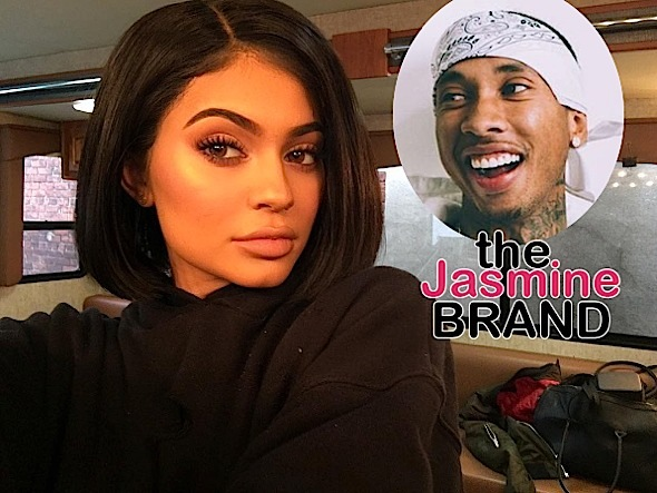 Kylie Jenner Reacts To Reports of Giving Tyga $2 Million