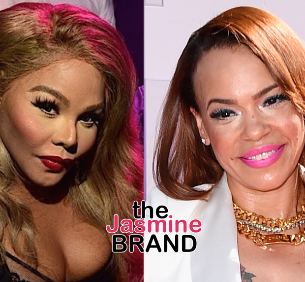 Lil Kim & Faith Evans End Feud [VIDEO]