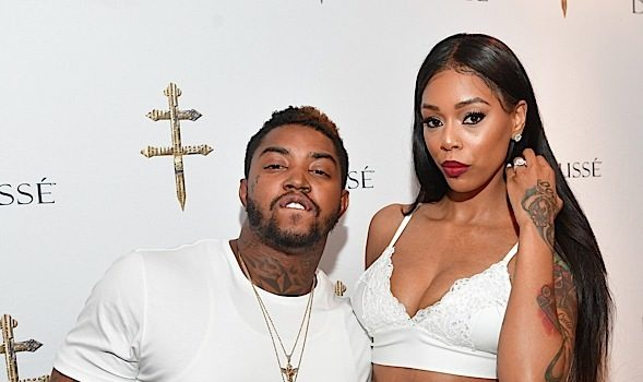 EXCLUSIVE: Reality Stars Lil Scrappy & Bambi Are Married!