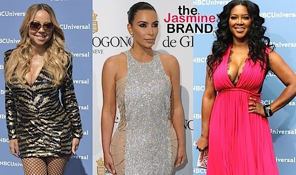 Kim Kardashian Hits Cannes, Kenya Moore, Mariah Carey & Alicia Keys Attend Upfronts + John Legend & Chrissy Teigen Stroll With Baby Luna