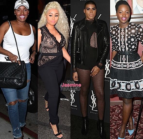 Celebrity Stalking: NeNe Leakes, Blac Chyna, Lupita Nyong'o, Vivica Fox, EJ Johnson