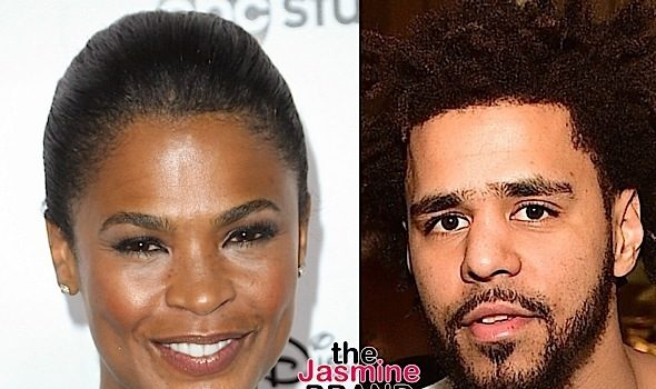 Nia Long Responds to J. Cole's Lyrics: He's really not too young. [VIDEO]