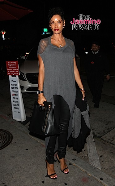 Eddie Murphy's Ex-Wife Nicole Murphy Was Conned Out Of $10 Million