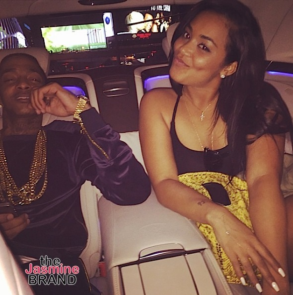 Lauren London & Nipsey Hussle Engaged?