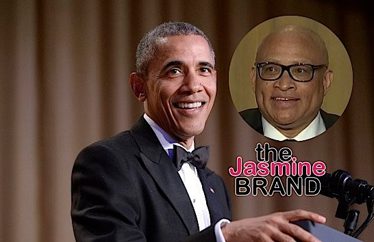 White House Is Cool With Larry Wilmore Calling President Obama 'N-Word'