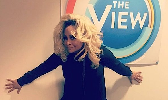 "Raven-Symone Leaving ""The View"", Will Produce ""That So Raven"" Reboot"