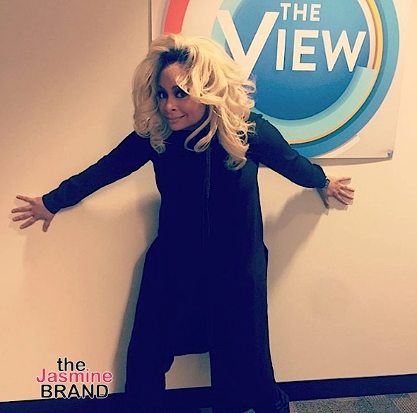 Raven-Symoné Will Return To 'The View'