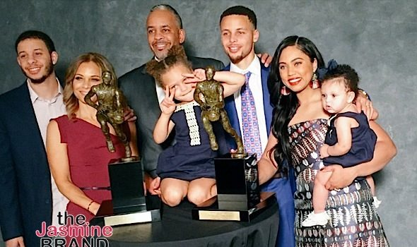 Steph Curry's Daughter Upstages Him At His Own Press Conference [VIDEO]