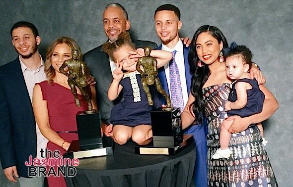 riley curry steph curry mvp