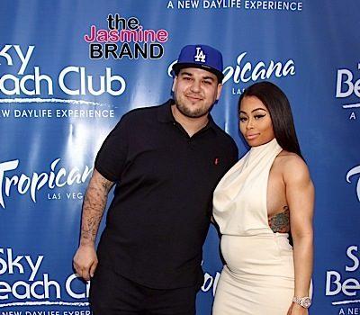 Blac Chyna & Rob Kardashian Snag Reality Show, 'Rob & Chyna'