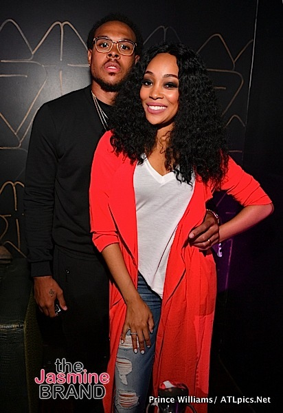 Monica Files From Divorce From Husband Shannon Brown