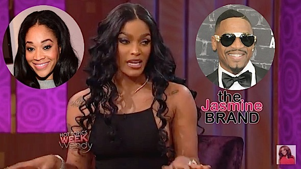 Reality Star Joseline Hernandez Talks The Game Rumors, Splitting From Stevie J + Three-Some With Mimi Faust [VIDEO]
